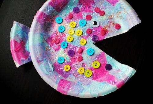 Творческие поделки для детей 2-3 лет (1)