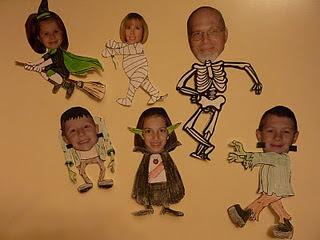 Идеи детских поделок на Хеллоуин (10)