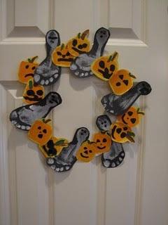 Идеи детских поделок на Хеллоуин (7)
