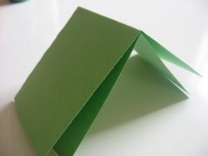 Поделка Черепаха из бумажной тарелки (4)