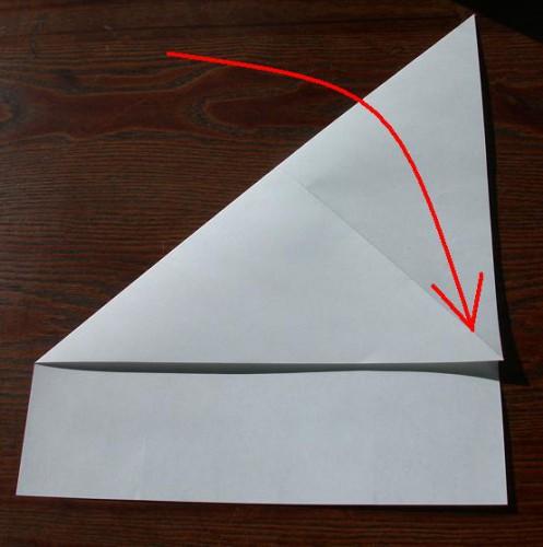 Лягушка оригами (16)
