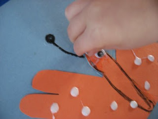 Трафарет бабочки своими руками (7)