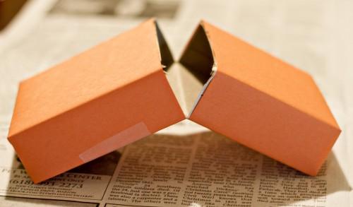 Поделка для игры - игрушки из коробков (5)