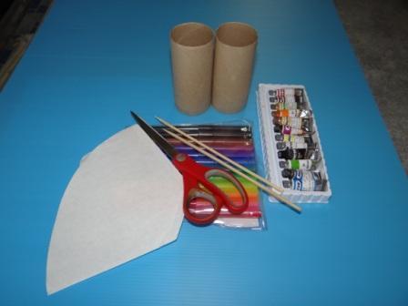 Как сделать катамаран - кораблик из бумаги своими руками (6)