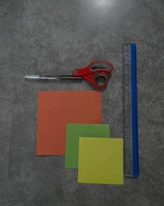 Как сделать цветы оригами - оригами тюльпан схема (15) .