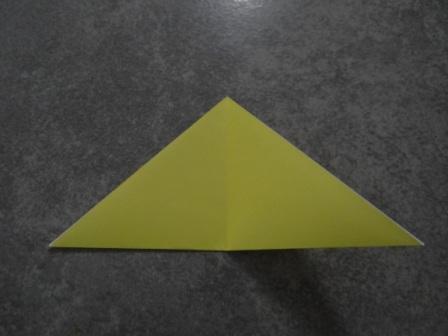 Как сделать цветы оригами - оригами тюльпан схема (14)
