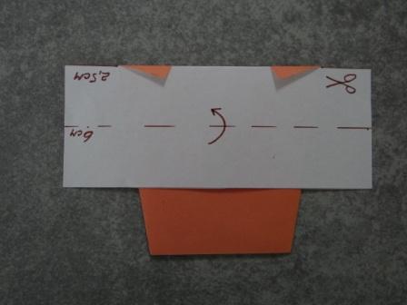 Как сделать цветы оригами - оригами тюльпан схема (4)