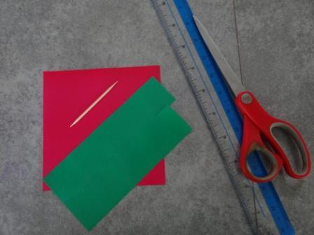 Оригами ромашка - оригами для детей цветок (2)