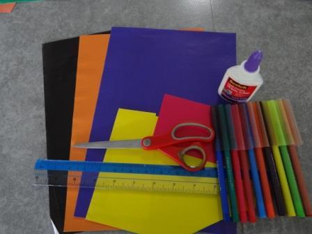 Аппликации и бумаги для детей - Мастер-класс (2)