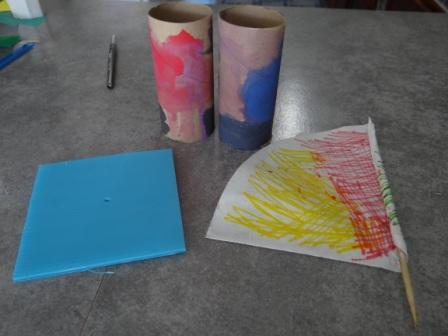 Как сделать катамаран - кораблик из бумаги своими руками (2)