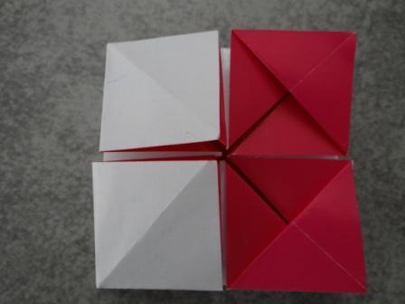 Оригами ромашка - оригами для детей цветок (9)