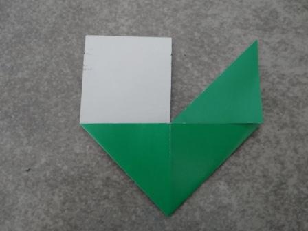 Оригами ромашка - оригами для детей цветок (15)