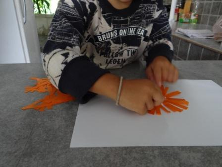 Аппликации и бумаги для детей - Мастер-класс (10)