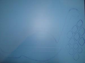 Динозавр из бумаги (6)