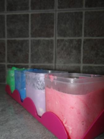 Пальчиковые краски для малышей (3)