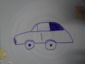 Рисование пластилином для маленьких (7)