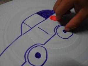 Рисование пластилином для маленьких (5)