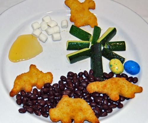 Забавная идея как накормить ребенка - детское оформление блюд (11)