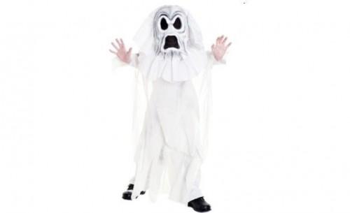 Детский костюм на Хэллоуин своими руками   (8)