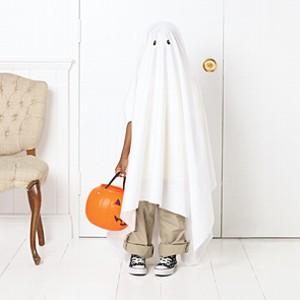 Детский костюм на Хэллоуин своими руками   (4)
