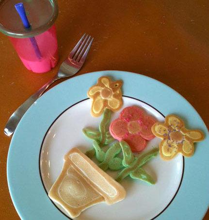 Забавная идея как накормить ребенка - детское оформление блюд (19)