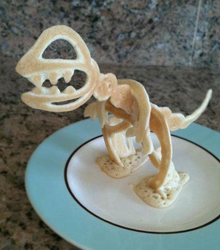 Забавная идея как накормить ребенка - детское оформление блюд (20)