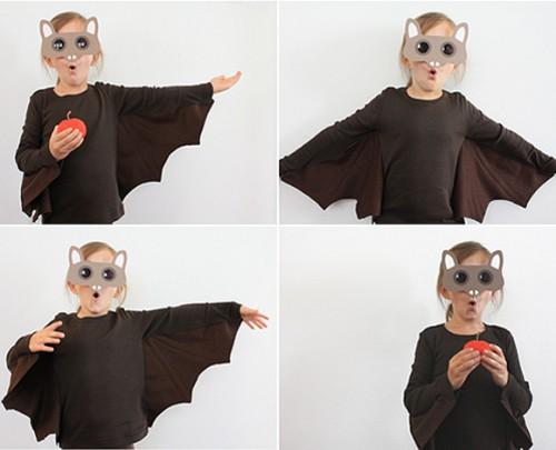 Костюм на Хэллоуин своими руками  (3)
