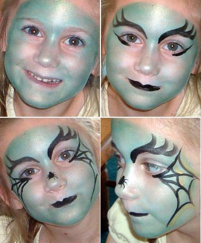 Грим на Хэллоуин (4)