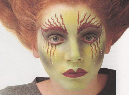 Грим на Хэллоуин (2)