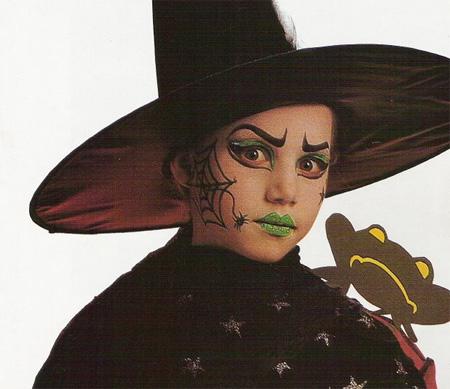 Грим на Хэллоуин (1)