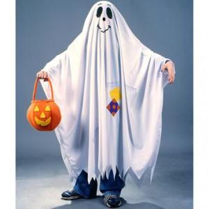 Детский костюм на Хэллоуин своими руками   (2)