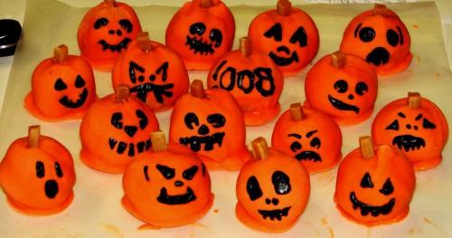 Блюда на хэллоуин рецепты (1)