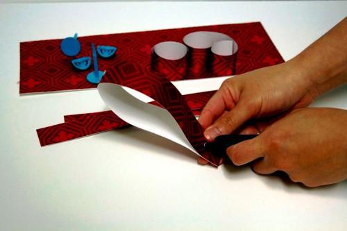 Детские поделки новогодние - игрушки на Новый Год своими руками (5)