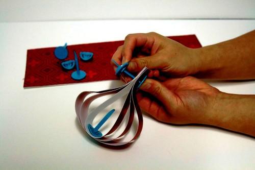 Детские поделки новогодние - игрушки на Новый Год своими руками (7)