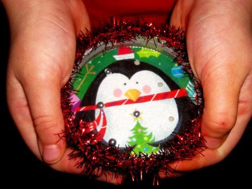 Новогодняя игрушка своими руками - елочная игрушка своими руками (1)