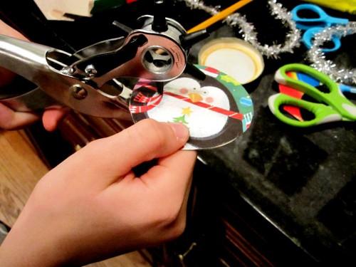 Новогодняя игрушка своими руками - елочная игрушка своими руками (7)