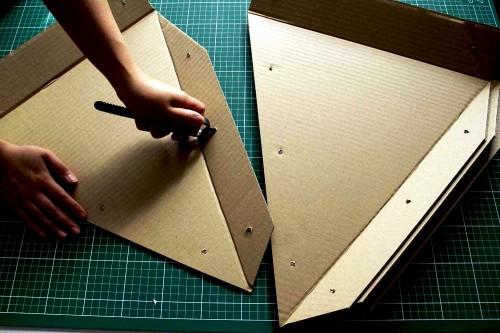 Елка своими руками из бумаги - сделать елку своими руками (2)