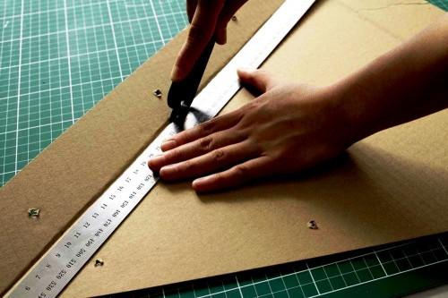 Елка своими руками из бумаги - сделать елку своими руками (3)