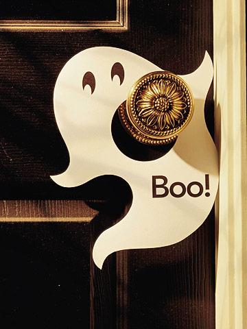 Идеи для Хэллоуина - Привидения (15)