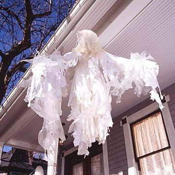 Идеи для Хэллоуина - Привидения (8)