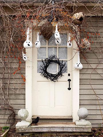 Идеи для Хэллоуина - Привидения (11)