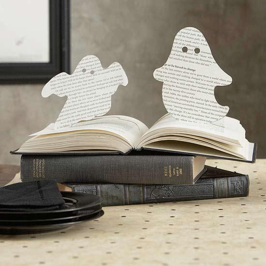 Идеи для Хэллоуина - Привидения (17)