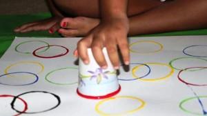 Рисунки кругами - Техника рисования для детей (2)