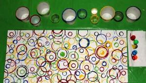 Рисунки кругами - Техника рисования для детей (5)