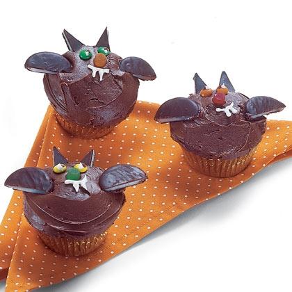 Рецепты на Хэллоуин - Страшные кексы (5)