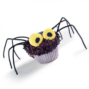 Рецепты на Хэллоуин - Страшные кексы (2)