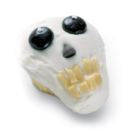 Рецепты на Хэллоуин - Страшные кексы (8)