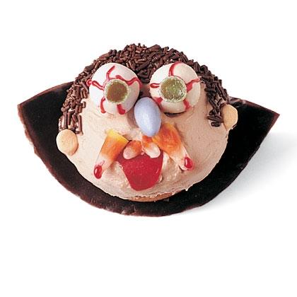 Рецепты на Хэллоуин - Страшные кексы (7)