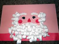Дед Мороз из бумаги: зимние поделки своими руками (10)