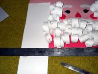 Дед Мороз из бумаги: зимние поделки своими руками (9)